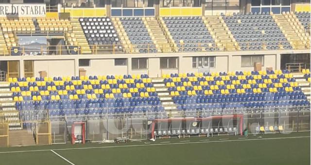 Juve Stabia Sediolini Stadio Menti Situazione Attuale (190719)