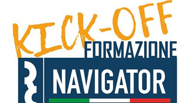 Kick Off Navigator pronti a partire