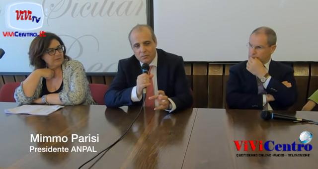 Mimmo Parisi, presidente ANPAL, in visita ai Cpi di Palermo e Catania