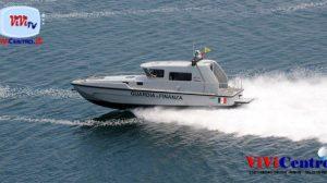 Motovedetta V800 della Guardia di Finanza 1 (foto GdF)