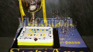 Stabiamore Compie 12 anni Juve Stabia Stabia Friends Sporting Carmine Angela Procida Clemente Filippi