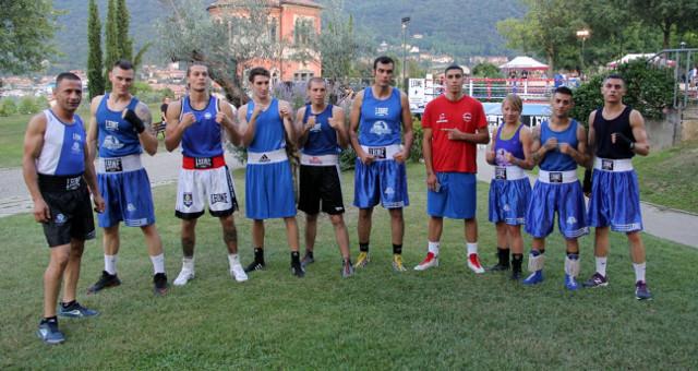 Team Boxe Caloi