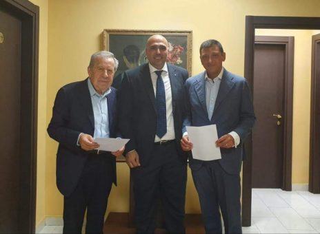 """C.R.Campania- Zigarelli: """"firmata convenzione con Medmar e Caremar"""""""