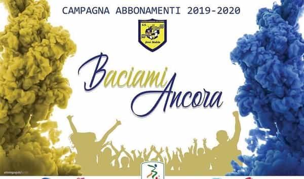 abbonamenti Juve Stabia Baciami_Ancora