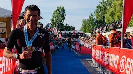 """Ischia-Michelangelo Di Maio conquista il titolo di """"Ironman"""" a Zurigo"""