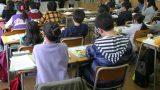 emergenza Coronavirus e scuola, studenti in aula, il futuro del paese