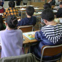 scuola, studenti in aula, il futuro del paese