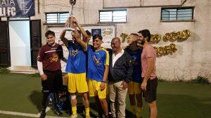 orneo Gold Soccer- Edil Vuolo è Campione! Battuto ai calci di rigore 4-1 Neon Verde