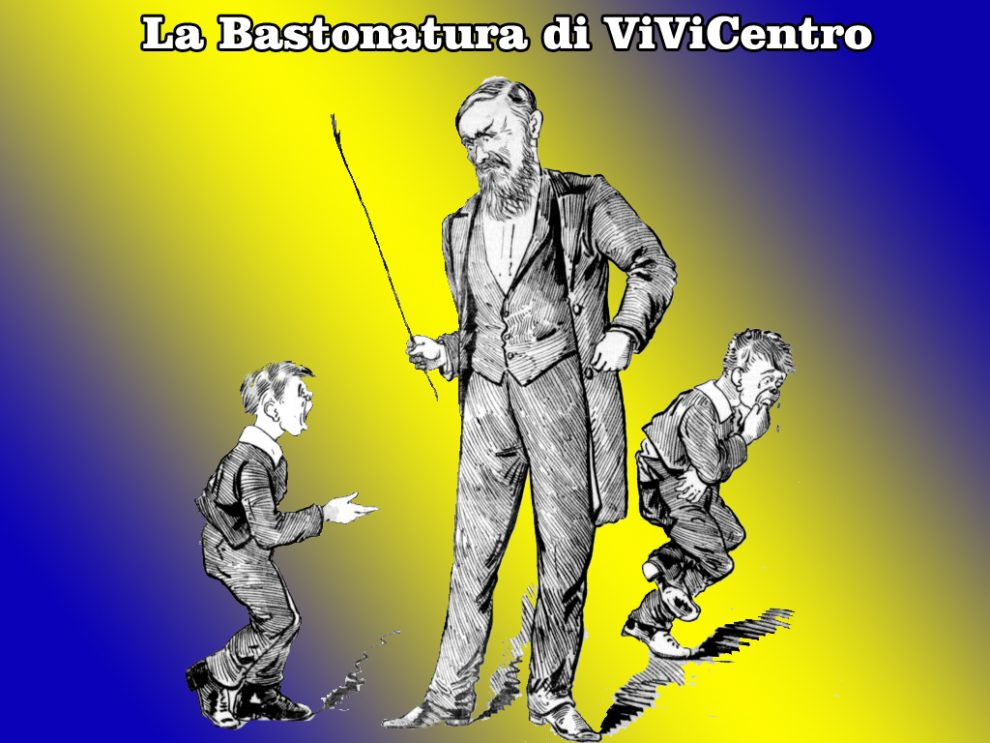 La Bastonatura di ViViCentro Juve Stabia