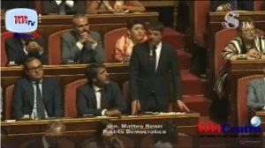 Discorso del Senatore Renzi al Senato, Martedì 20 Agosto 2019