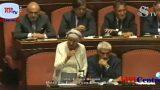 Discorso della Senatrice Bonino al Senato, Martedì 20 Agosto 2019