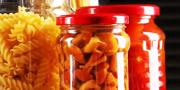 Funghi sott'olio, possono sviluppare la tossina botulinica (Foto da Min Salute)