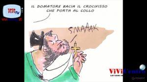 Il domatore Salvini al circo parlamentare