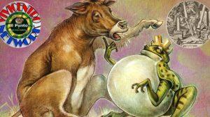 La rana ed il bue, muoia Sansone con tutti i filistei