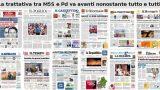 La trattativa tra M5S e Pd va avanti nonostante tutto e tutti