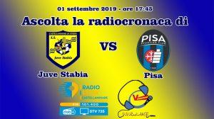 Radio Cronaca Juve Stabia Pisa