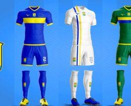 Ischia Calcio, ecco le nuove maglie per la stagione 2019-2020