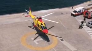 elisoccorso screen video capitaneria di porto