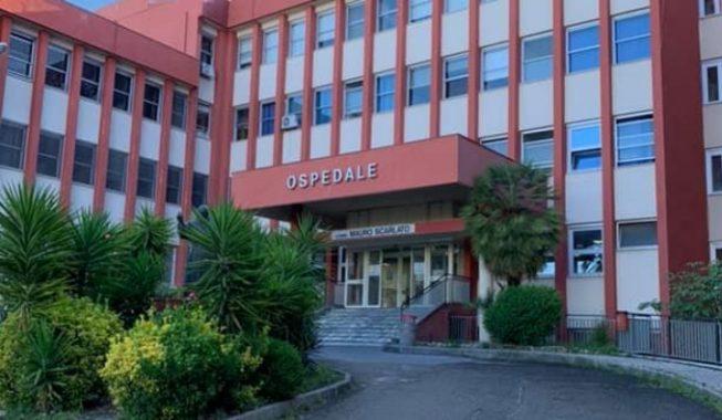 ospedale mauro scarlato scafati foto free facebook COVID 19
