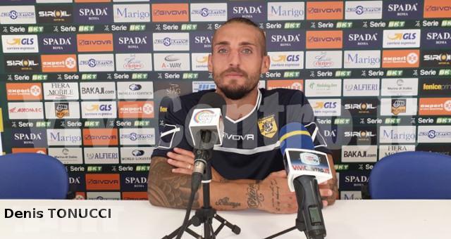 Juve Stabia Denis Tonucci