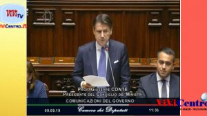 Discorso di Conte alla Camera per fiducia al governo giallorosso