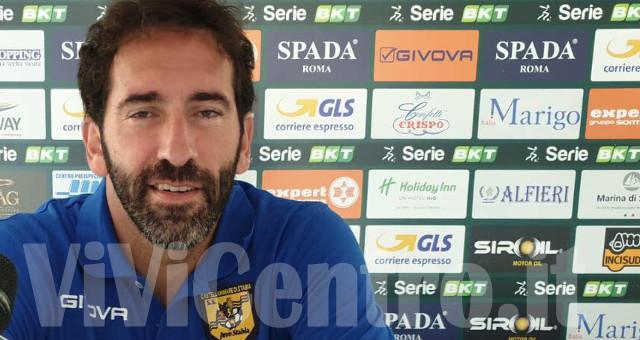 Juve Stabia Fabio Caserta