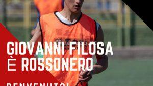 Promozione-Lacco Ameno un colpo da 90, ecco Giovanni Filosa