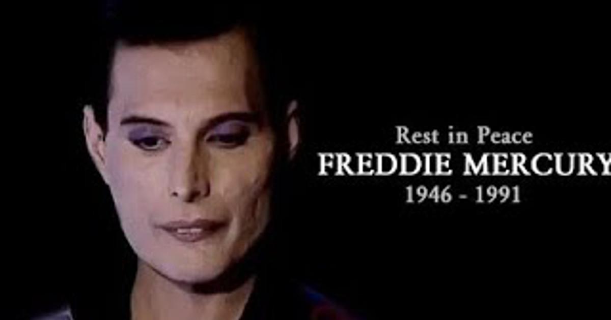 Freddie Mercury 1946 1991