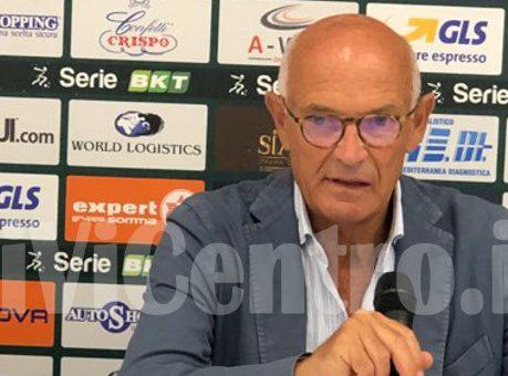 Juve Stabia Gianni Improta (foto vivicentro)