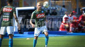 Lecce - Napoli Serie A Calcio
