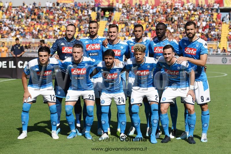 Lecce - Napoli Serie A Calcio (20)