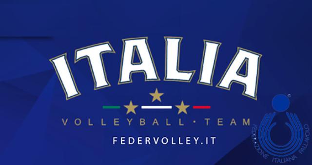 Logo Federvolley Italia