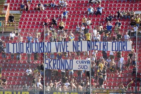 Perugia Juve Stabia Skrondo
