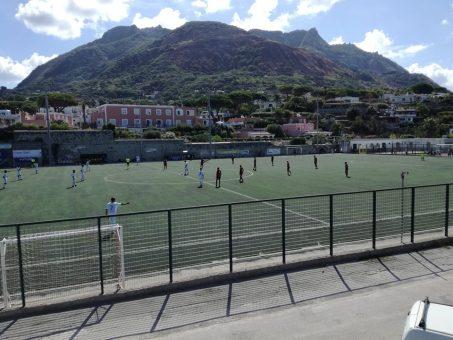 Eccellenza- Real Forio sconfitta di misura, il Pomigliano vince 1-0