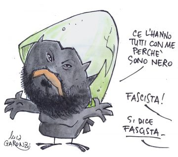 Salvini Calimero