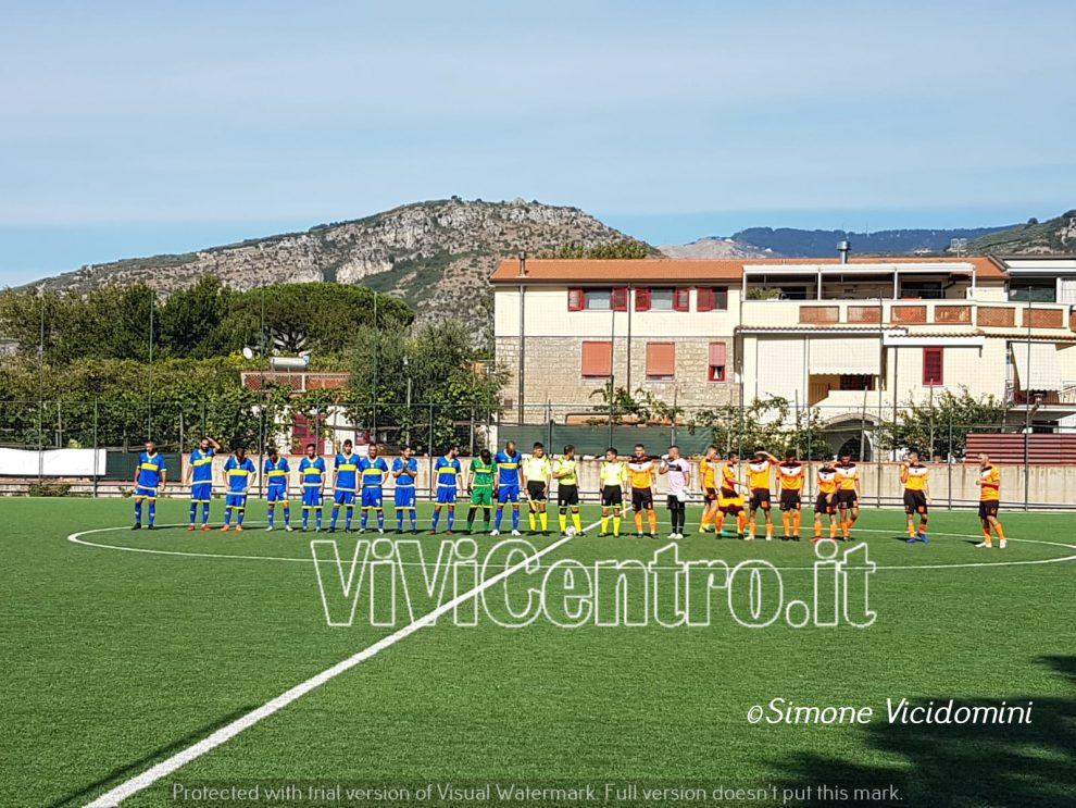 Ischia, un pareggio amaro e stretto contro il Sant'Agnello finisce 2-2
