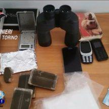 Torino, carabinieri eseguono 14 ordinanze per spaccio di stupefacenti
