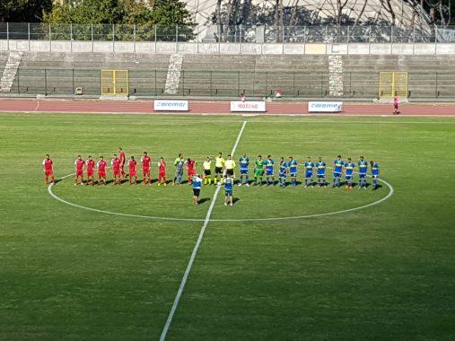 Ischia-San Sebastiano 2-0