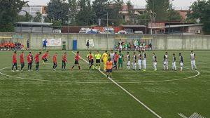 Barano sfortunato con la complicità dell'arbitro,l'Afragolese vince 3-1