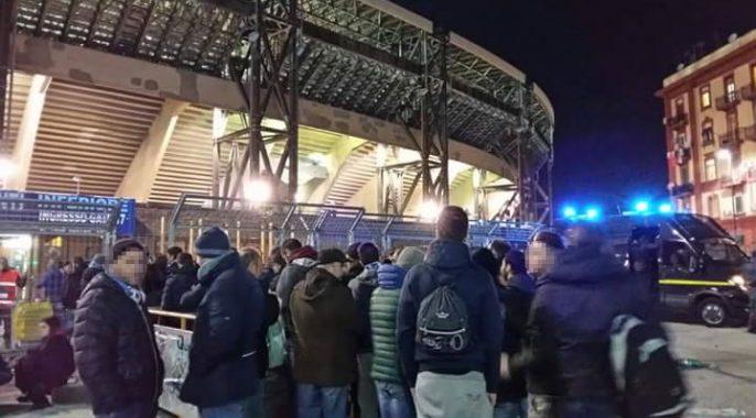 stadio san paolo esterno foto free facebook
