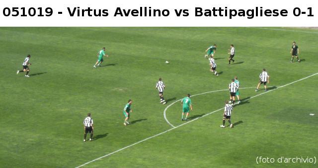 051019 - Virtus Avellino vs Battipagliese 0-1