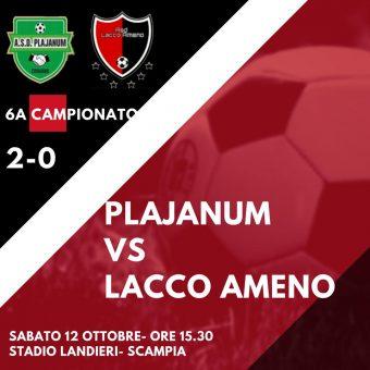 Il Lacco Ameno cade a Scampia 2-0 contro il Plajanum Chiaiano