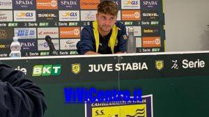 Calò Juve Stabia Pescara