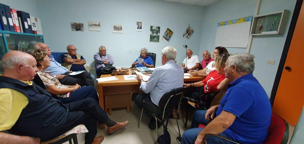 Riunione comitato Anziani