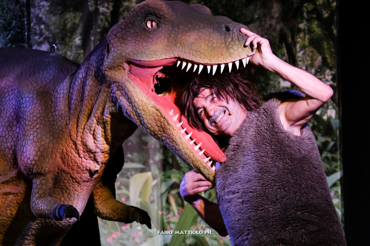 Dinosauri Show