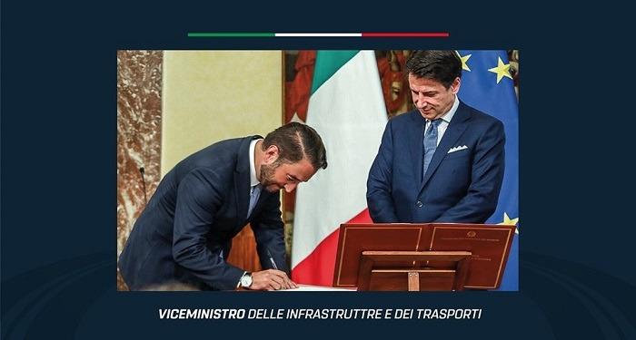 Il Viceministro smentisce gli articoli che cancellavano gli investimenti in Sicilia