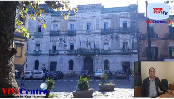 Palazzo Farnese - Di Martino, mozione Via Cosenza