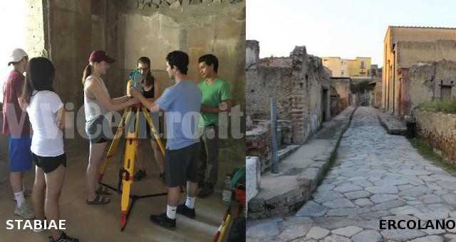 Parco archeologico Stabiae e Ercolano