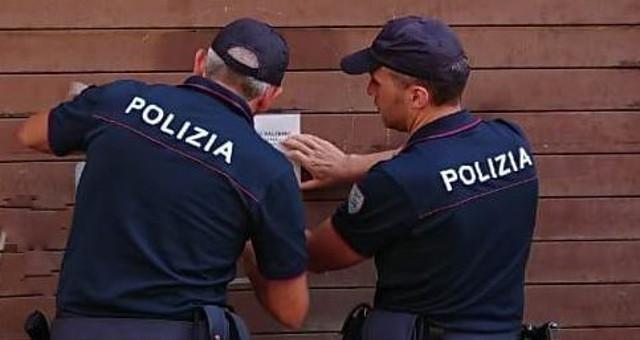 Polizia Palermo, controlli e fermi amministrativi