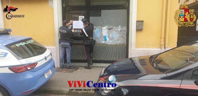 Polizia e Carabinieri, fermo amministrativo